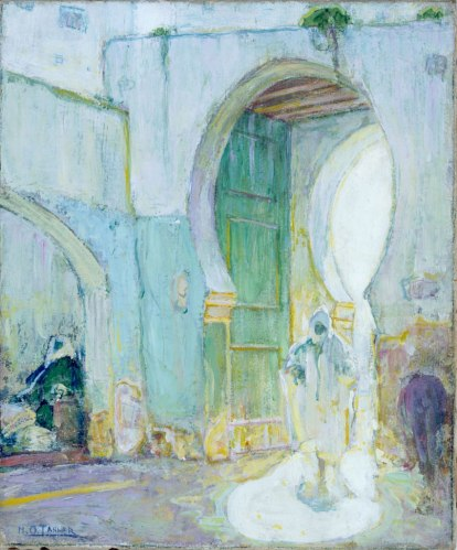 Gateway, Tangier, 1912