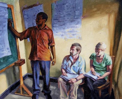 Learning Kinyarwanda