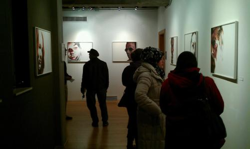 Archetypes at the Chapel Gallery in St. Louis