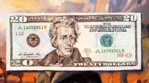 Ignoble Currency detail.